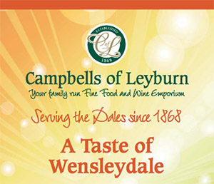 Campbell's - A taste of Wensleydale