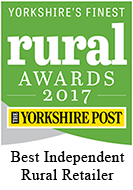 Yorkshire's Finest - Rural Awards Best Independent Retailer