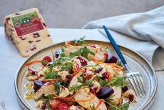 Transform Mealtimes with a Crumble of Yorkshire Wensleydale