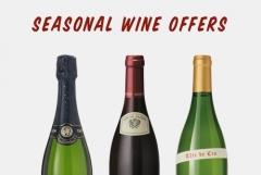 French Seasonal Wine Offers