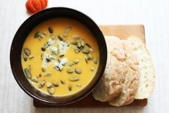 Easy Peasy Pumpkin Soup Recipe