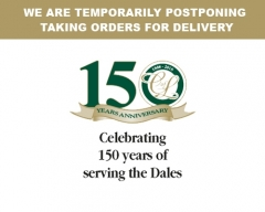 Orders Temporarily Postponed