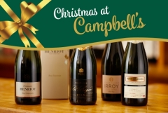 Best Champagnes for Christmas