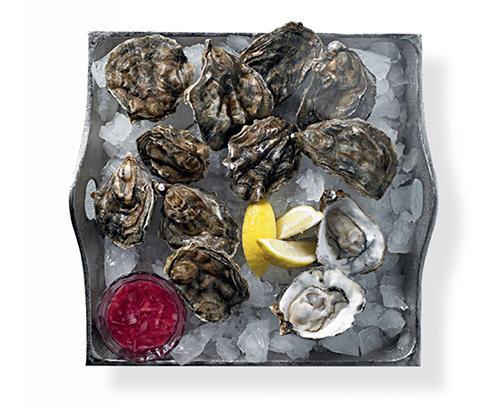 Ramus Seafood Oyster Platter
