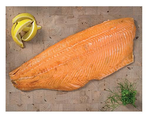 Ramus Seafood Roast Smoked Side Of Salmon
